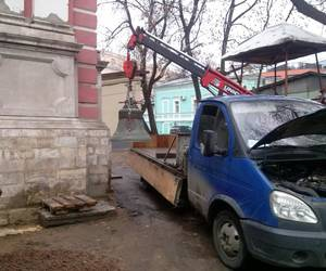Маневренный манипулятор для перевозки небольших грузов